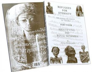Identifying the Royal Mummies Book